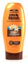 1 Garnier Whole Blends 22 Oz Monoi Oil & Orange Blossom Revitalize Conditioner - $16.99