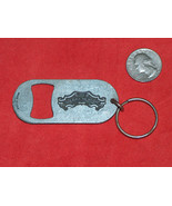 Sierra Nevada Metal Key Chain On The GO! Beer Bottle Opener Made In USA - $9.88