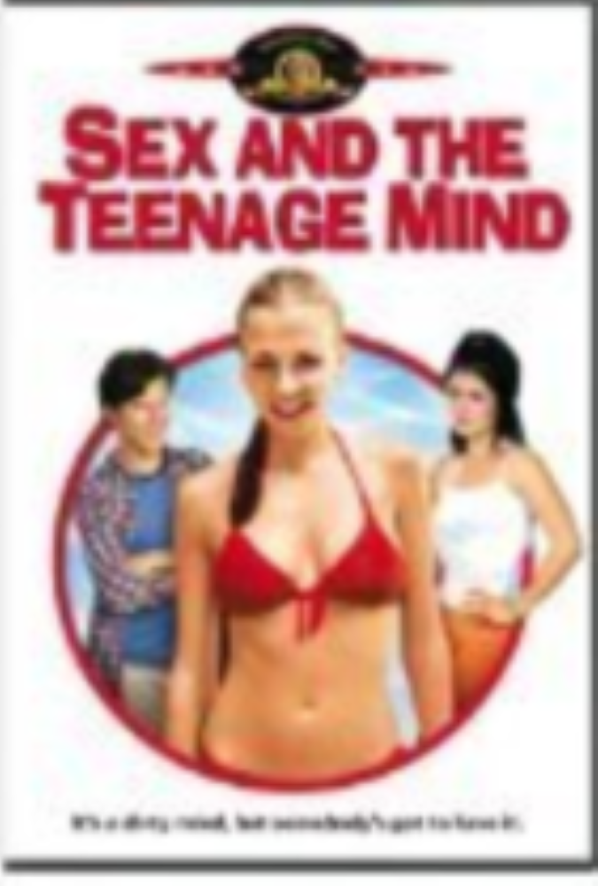 Sex and the Teenage Mind Dvd