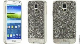 Casemate Brilliance Cyrstal and Leather Case for Samsung Galaxy S5 - $10.94