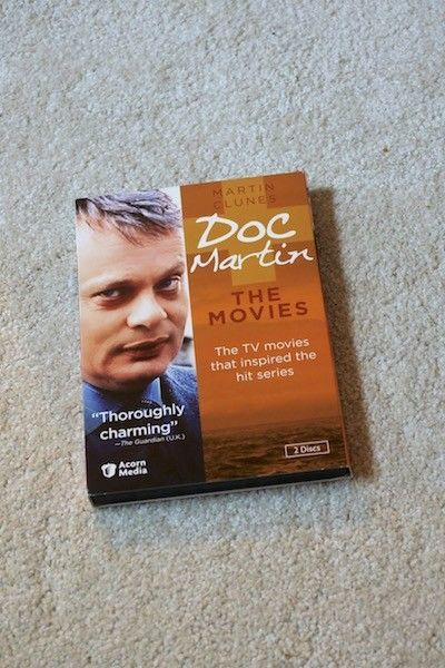 Martin Clunes - Doc Martin, The Movies