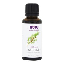 NOW Foods Cyprus Oil 100% Pure and Natural, 1 Ounces - $11.39