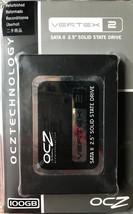 """OCZ Vertex2 100GB 2.5"""" SATA II Solid State Drive - 100GB, 2.5"""", SATA II - $49.45"""