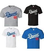 Parazon Men Los Angeles Dopest LA Dodgers Short Sleeve T-Shirt Tee T16 - $15.35+