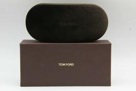 New Tom Ford Sunglasses Eyeglasses Optical Hard Medium Black Case Case - $12.01