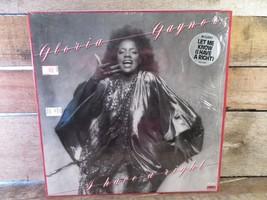 GLORIA GAYNOR I Have A Right HYPE Sticker Shrink LP Record Album Vinyl - £4.53 GBP