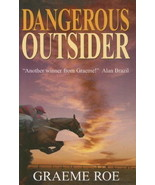 Dangerous Outsider, a Horseracing Mystery : Graham Roe : New Hardcover  @ZB - $12.25