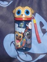 Disney Store Puppy Dog Pals Plastic Kids Bottle Drinkware. Brand NEW. - $14.84