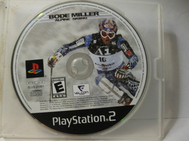 Playstation 2 / PS2 Video Game: Bode Miller - Alpine Skiing - $3.00