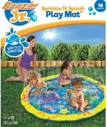 Banzai 14663 Sprinkle 'n' Splash Baby Toddler Play Mat Sprinkler Paddling Pool - $8.91