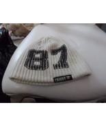 Cream Pittsburgh Penguins #87 Crosby Beanie Skull Hat Knit Cap NHL - $13.00