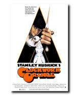 A Clockwork Orange Movie Poster 24x36 Inch Wall Art Portrait Print - $18.04