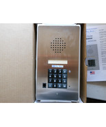 NEW -  Alpha AA903C Ring Master Station Wall Intercom - Brushed Aluminium - $325.00