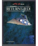 ORIGINAL Vintage 1983 Random House Star Wars Return of the Jedi Pop-Up Book - $46.60
