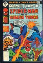 Marvel Team-Up   #61 Spider-Man and the Human Torch [Unknown Binding] [Jan 01, 1 - $3.91