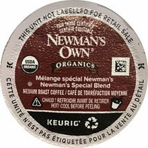 Newman's Own Special Extra Bold Blend Coffee Single-Serve K-Cups, Medium... - $58.54
