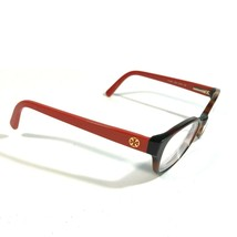 Tory Burch Brown Tortoise Amber Orange Cats Eye Eyeglass Frames TY2031 1162 - $37.40