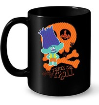Universal Trolls Trick or Treat Halloween Ceramic Mug - $18.19 CAD+