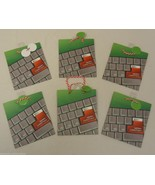 Christmas Gift Bags 7in x 6in x 3in Qty 6 - $8.59