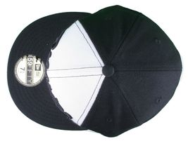 Dissizit 59Fifty New Era Fitted Funking It UP Cap/Hat Black White image 6