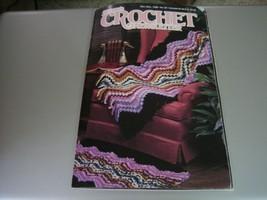 Annie's Crochet Newsletter Booklet #36 - November/December 1988 - $6.92