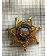 Imperial County California Deputy Sheriff Obsolete Badge - $185.00