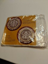 The Creative Circle Hearts and Flowers Needlework Cross-stitch 1325 - $12.98