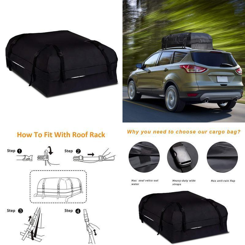 3eecf39e2ed1 Boltlink Rooftop Cargo Carrier Bag, and similar items