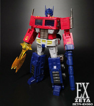 ZETA EX-06O ORIPRIME OP Optimus Prime G1 Transformed Robot Action Figure... - $100.93
