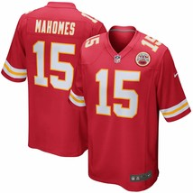 Nike Patrick Mahomes #15 Youth Kansas City Chiefs Game Jersey - Red Medium - $110.45