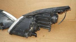 07-12 Hyundai Veracruz Halogen Headlight Head Lights Matching Set LH&RH POLISHED image 8