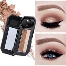 New Best 2018 Perfect dual-color eyeshadow Hot Slae - $7.03+