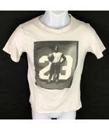 Vintage Michael Jordan Boys T-shirt White L - $19.79