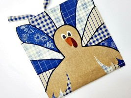 Martha Stewart Turkey Apron Thanksgiving Holiday Kids Adults Cotton NEW ... - $22.50