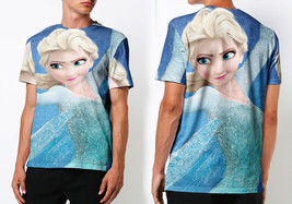 Cartoon frozen princess tee men s  thumb200