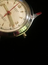 "Vintage Silver Sheffield 7 Jewels 1 1/8"" watch (No band)  image 3"