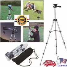 "40""WT3110A Aluminum Tripod Parties Jie Professional Tripod for Canon Son... - $26.90"