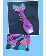 Purple fairy mermaid tail thumbtall