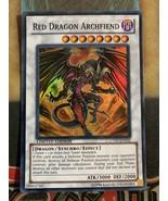 Yugioh Red Dragon Archfiend CT07-EN025 Super Rare  - $55.00