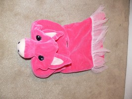Old Navy Dog Puppy Novelty Funny Costume Pig Halloween Photo Prop XS - $9.89
