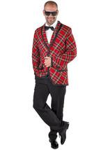 "Tartan NERD Jacket - ""Brad""   - $41.22"