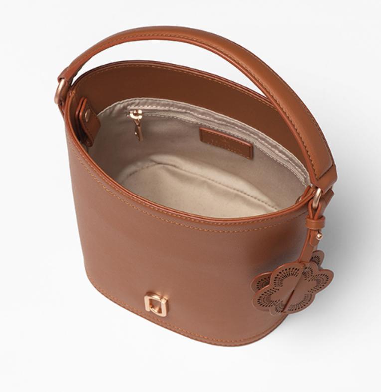 J.ESTINA JESTINA Jovanna Basket Mini Basket Shoulder Bag KIM TAE RI New Arrival