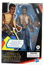 Star Wars Galaxy of Adventures Finn 5-Inch-Scale Action Figure Toy - $12.81