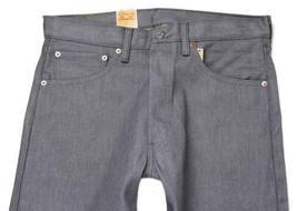 NEW LEVI'S 501 MEN'S ORIGINAL FIT STRAIGHT LEG JEANS BUTTON FLY GRAY 501-1403 image 4