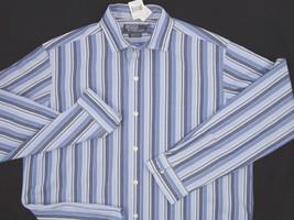 NWT! NEW! $125 Polo Ralph Lauren Westerton Weathered Stripe Oxford Shirt!  XXL - $69.99