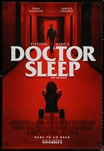 "DOCTOR SLEEP - 27""x40"" D/S Original Movie Poster One Sheet 2019 The Shin... - $29.39"