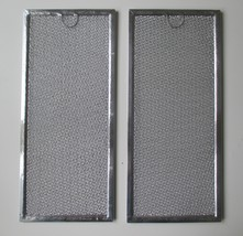 "2 Pack Whirlpool W10208631A Aluminium Grease Range Hood Filter 5 7/8 x 13 3/8"" - $14.95"
