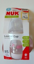 NUK Simply Natural 5oz Learner Cup with Silicone Non-Spill Spout 6+ mont... - $12.86