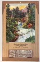 Vtg 1946 Calendar Machtemes Fairway Store St. Bonifacious Minnesota - $39.59