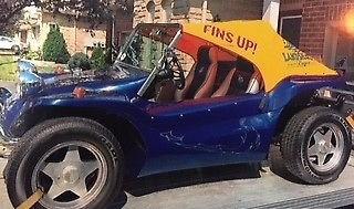 1969 Volkswagen Street Legal Dune Buggy & Trailer For Sale In Dundas, ON L9H 5E2